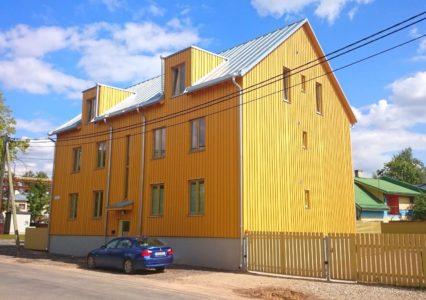 Kruvivaiadel kortermaja, Oa tn 26a, Tartu