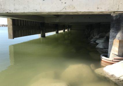 Sadama sild rammvaiadel