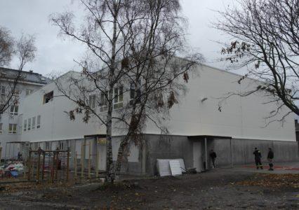 Saksa Gümnaasiumi võimla kruvivaidel