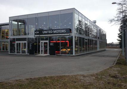 United Motors MINI kruvivaiadel