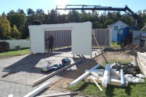 Vaiatööd maja ehituseks