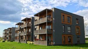 Vaiatööd kortermaja ehituseks